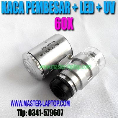 KACA PEMBESAR LED UV  large2