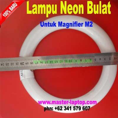 Lampu Neon Bulat M2  large2