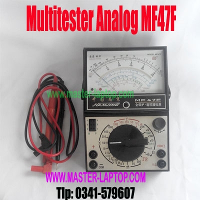 Multitester Analog MF47F  large2