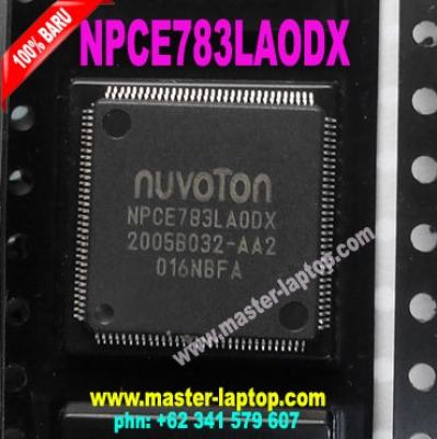 Nuvoton NPCE783LAODX  large2