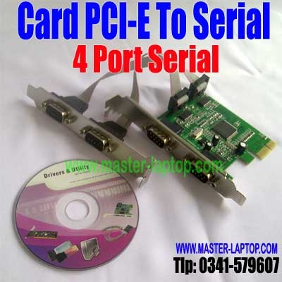 PCI E TO SERIAL 4 PORT  large2