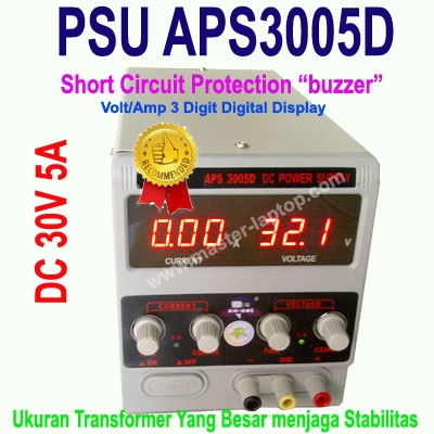 PSU APS3005D  large2