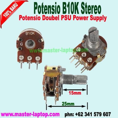 Potensio B10K Stereo  large2