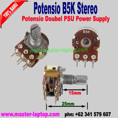 Potensio B5K Stereo  large2