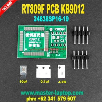 RT809F PCB KB9012  large2