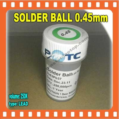 SOLDER BALL 045mm  large2