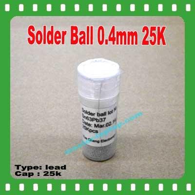 Solder Ball 04mm 25K  large2
