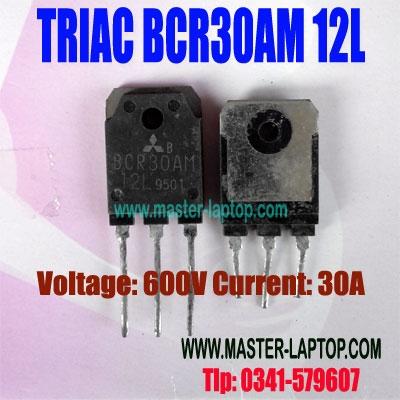 TRIAC BCR30AM 12L  large2