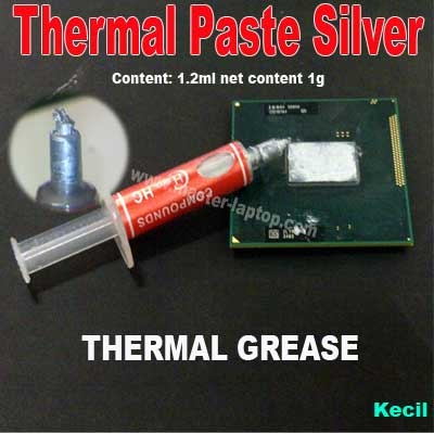 Thermal Grease silver  large2
