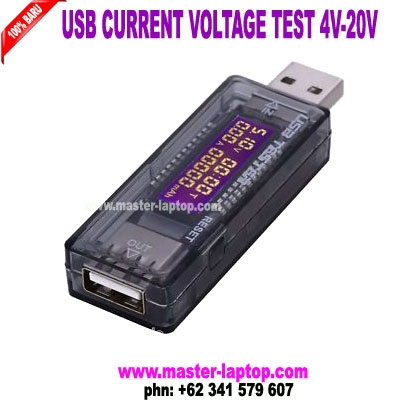 USB CURRENT VOLTAGE TEST 4V 20V  large2