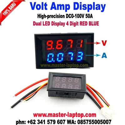 Volt Amp Display 50A 4digit  large2