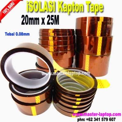 iSOLASI Kapton Tape 20mmx25M  large2