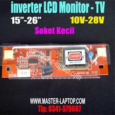 inverter LCD Monitor   TV 26 soket kecil  large2