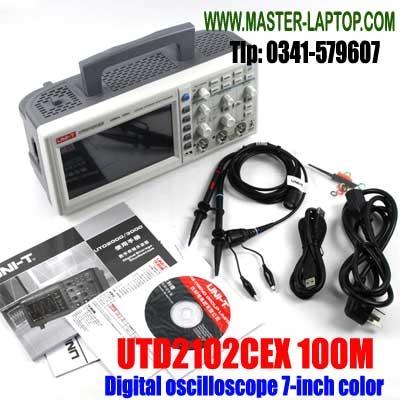 large2 UTD2102CEX 100M packing list