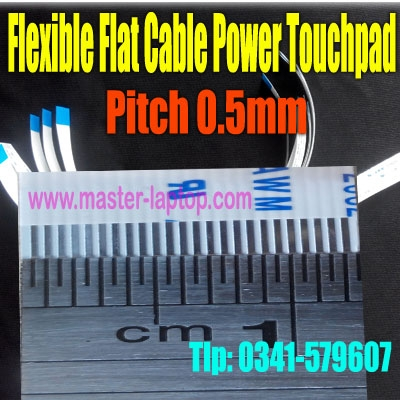 large2 Flexible Flat Cable Power Touchpad 0.5mm