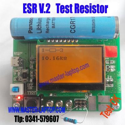 large2 ESR V2 Test Resistor