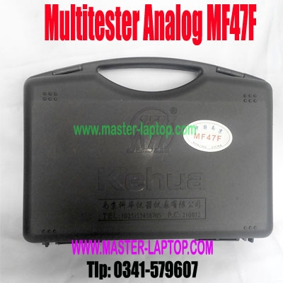 large2 Multitester Analog MF47F bag
