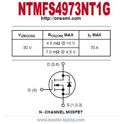 large2 NTMFS4973NT1G DATASHEET