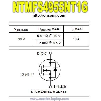 large2 NTMFS4955NT1G DATASHEET